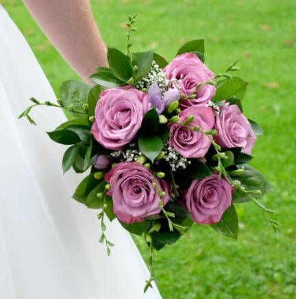 bridal bouquet photograph
